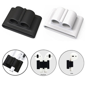 Anti-lost Silicone Holder earphone case for AirPods