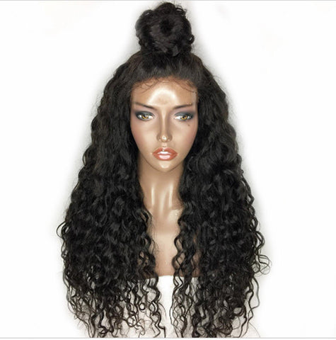 Image of 18inch Pre Plucked Lace Front Wig