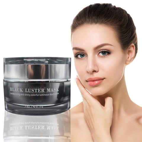 Mineral-Rich Magnetic Face Mask Pore Cleansing