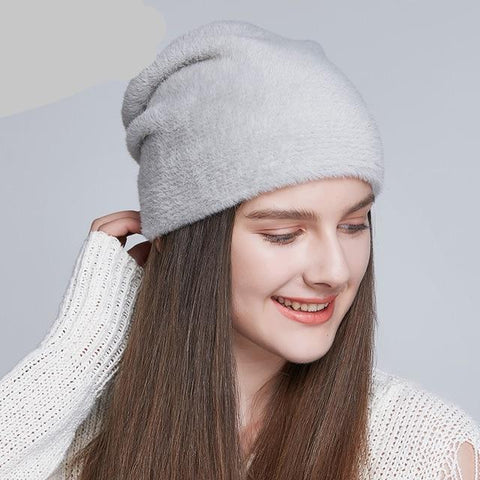Image of Wool Soft Thick Cap