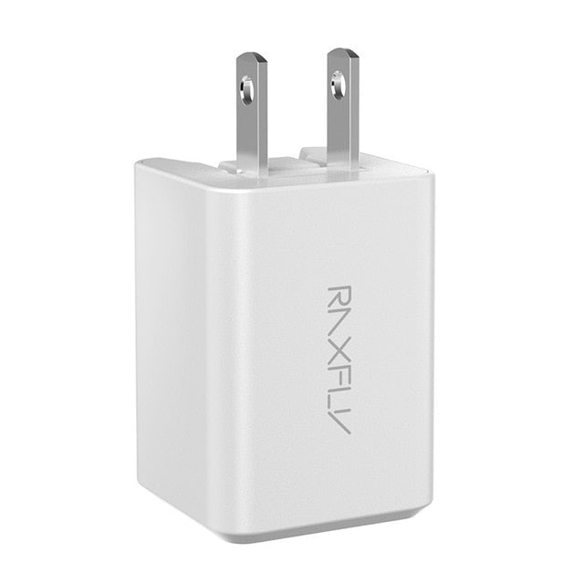 US Plug Dual Port Charger