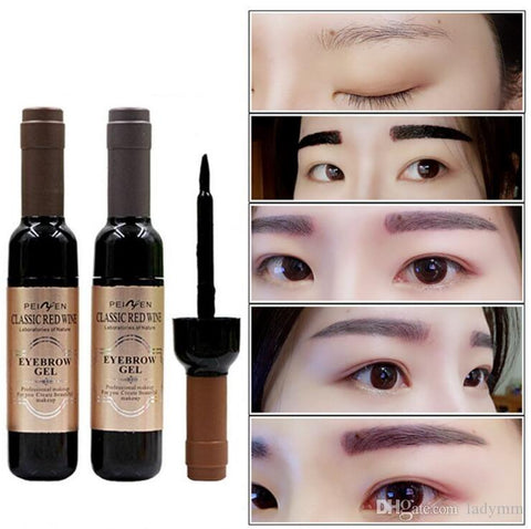 VIPAPPLE Peel Off Eye Brow Tattoo Eyebrow Gel
