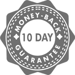 Image of 10-Day Money-Back Guarantee