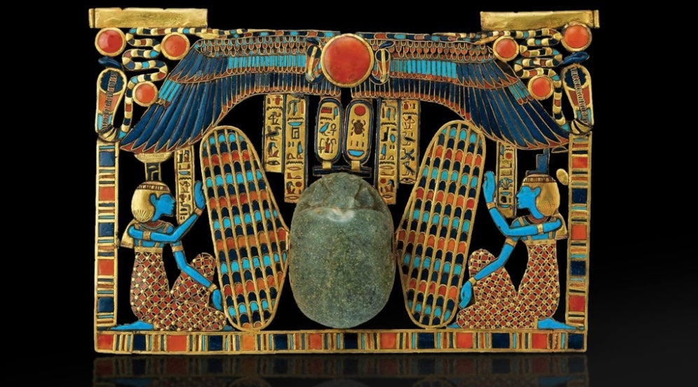 Write Right Rite & Ancient Egyptian Jewelry