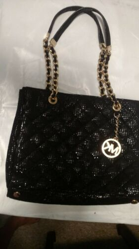 NWT Michael Kors Susannah Large Quilted Leather Handbag 30H4GAHT2G