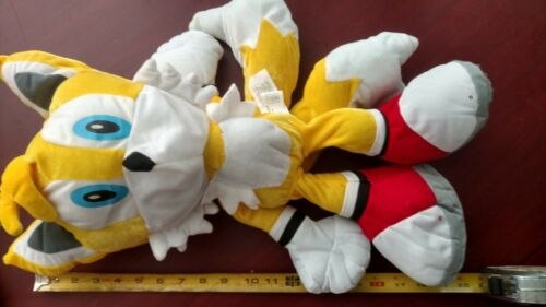 Sonic the Hedgehog's, Tails Plush Character
