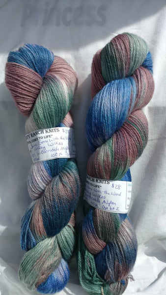 Ashley Wilkes, Gone With the Wind, sock yarn