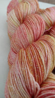 Champagne Pop, 410 yds New Year's sock yarn