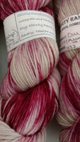 Our Scarlet, Gone With the Wind 440yds sock yarn