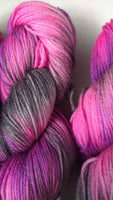 Muddy GIrl, Moon Shine Camo yarns©, 463 yds sock weight SW merino yarn