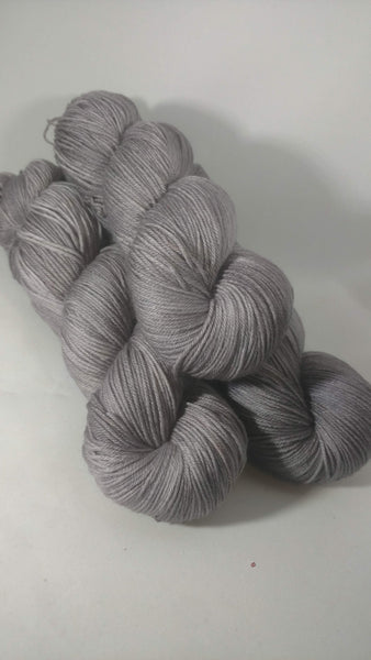 Woodsmoke, #5 in the WIlderness Adventures Collection, sock yarn