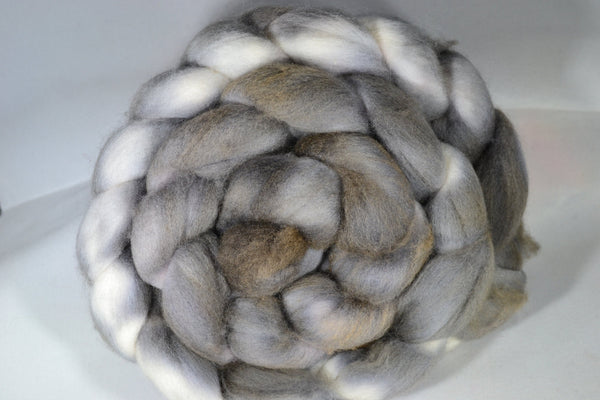 Field Mouse, Polworth Wool and Silk