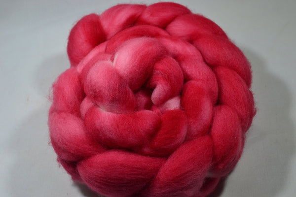 Cherry Blossom, Polworth Wool and Silk
