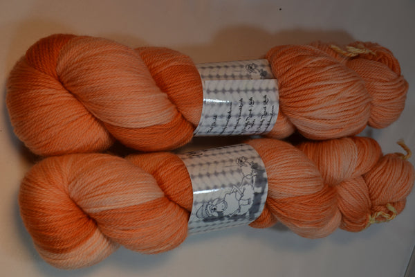 Dreamcicle MCN Sock yarn