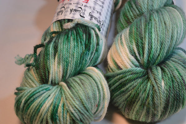 Everglades, 100% Targhee Wool Worsted