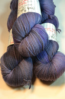 Nighttime Navy, 100% Merino Wool Worsted