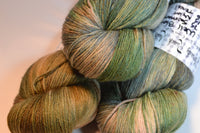 Natural Camo sock yarn