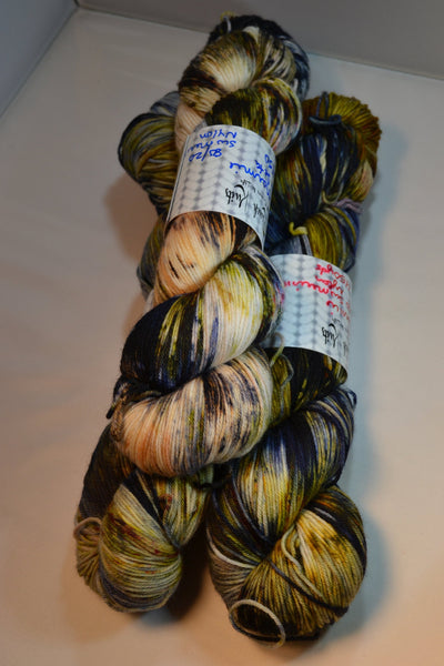 Marmie, Little Women Series 450 yd sock yarn