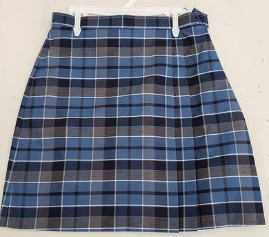 GIRLS PLAID SKORT