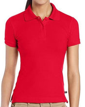 Load image into Gallery viewer, JUNIORS SHORT SLEEVE POLO