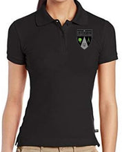 Load image into Gallery viewer, JUNIOR SHORT SLEEVE POLO W/LOGO