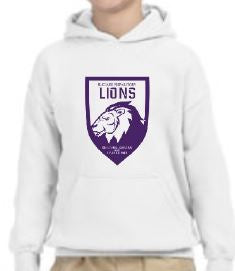 UNISEX ADULT LONG SLEEVE SPIRIT HOODY (PARENTS ONLY)