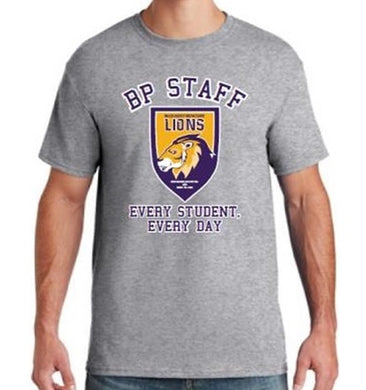 UNISEX ADULT SHORT SLEEVE SPIRIT SHIRT (STAFF ONLY)
