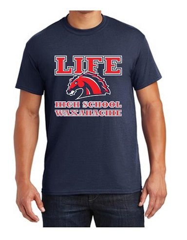 ADULT FRIDAY SHIRT - LIFE WAXAHACHIE HIGH SCHOOL