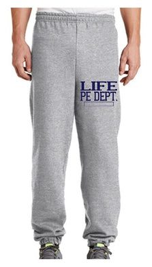 ADULT HEAVY BLEND SWEATPANTS - LIFE PE