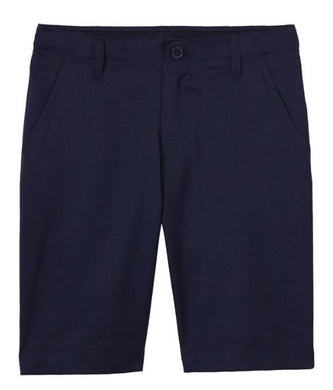 BOYS FLAT FRONT PERFORMANCE SHORTS
