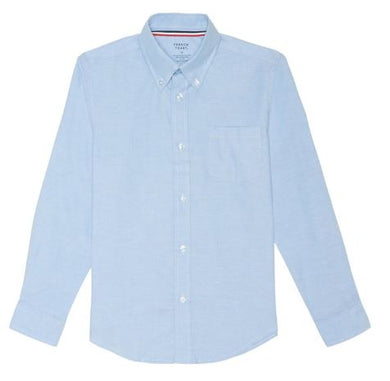 BOYS LONG SLEEVE OXFORD