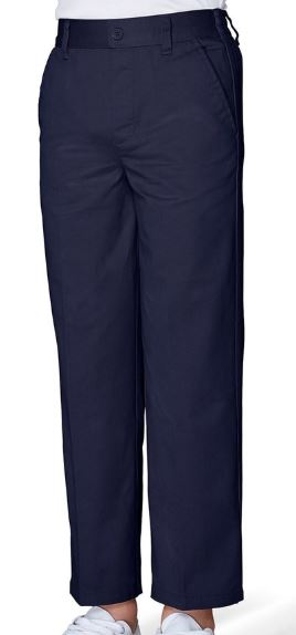 BOYS RELAXED FIT PULL ON PANT