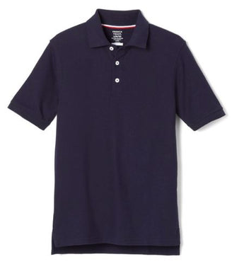 BOYS HUSKY SHORT SLEEVE POLO