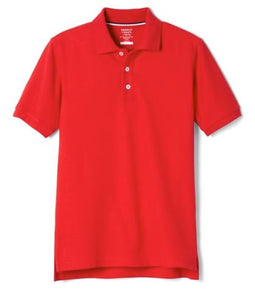 BOYS SHORT SLEEVE POLO