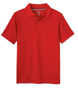 BOYS SHORT SLEEVE SPORT POLO