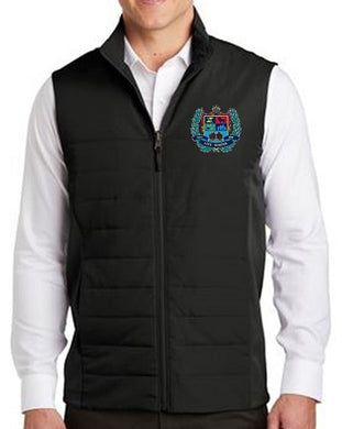 MENS COLLECTIVE INSULATED VEST W/LOGO