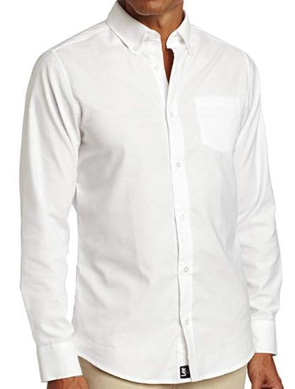MENS LONG SLEEVE OXFORD