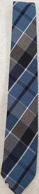 MENS PLAID TIE