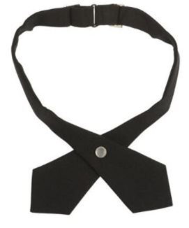 GIRLS ADJUSTABLE CROSS TIE