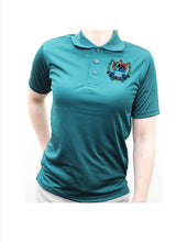 Load image into Gallery viewer, JUNIORS SHORT SLEEVE PERFORMANCE POLO - SEC