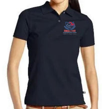 Load image into Gallery viewer, JUNIORS DRI FIT SHORT SLEEVE POLO W/ LOGO
