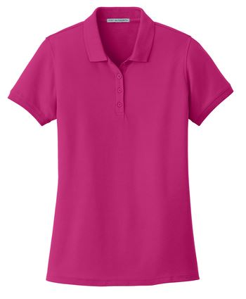 LADIES CLASSIC POLO (STAFF)