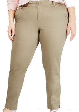 LADIES PLUS SUPER SKINNY PANT
