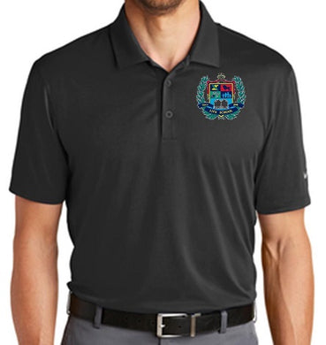 MENS DRI-FIT LEGACY POLO W/LOGO