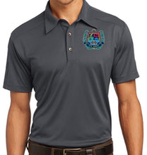 Load image into Gallery viewer, MENS HYBRID POLO W/LOGO