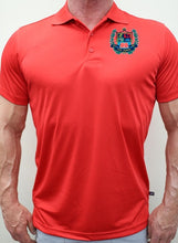 Load image into Gallery viewer, MENS SHORT SLEEVE PERFORMANCE POLO W/LOGO - ELEM