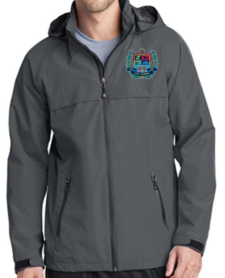 MENS TORRENT WATERPROOF JACKET W/LOGO