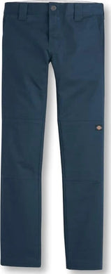 BOYS SKINNY STRAIGHT DOUBLE KNEE PANTS