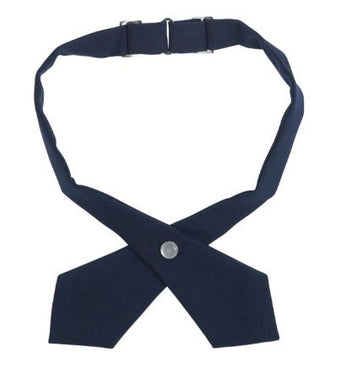 GIRLS ADJUSTABLE SOLID CROSS TIE