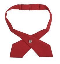 Load image into Gallery viewer, GIRLS ADJUSTABLE SOLID CROSS TIE